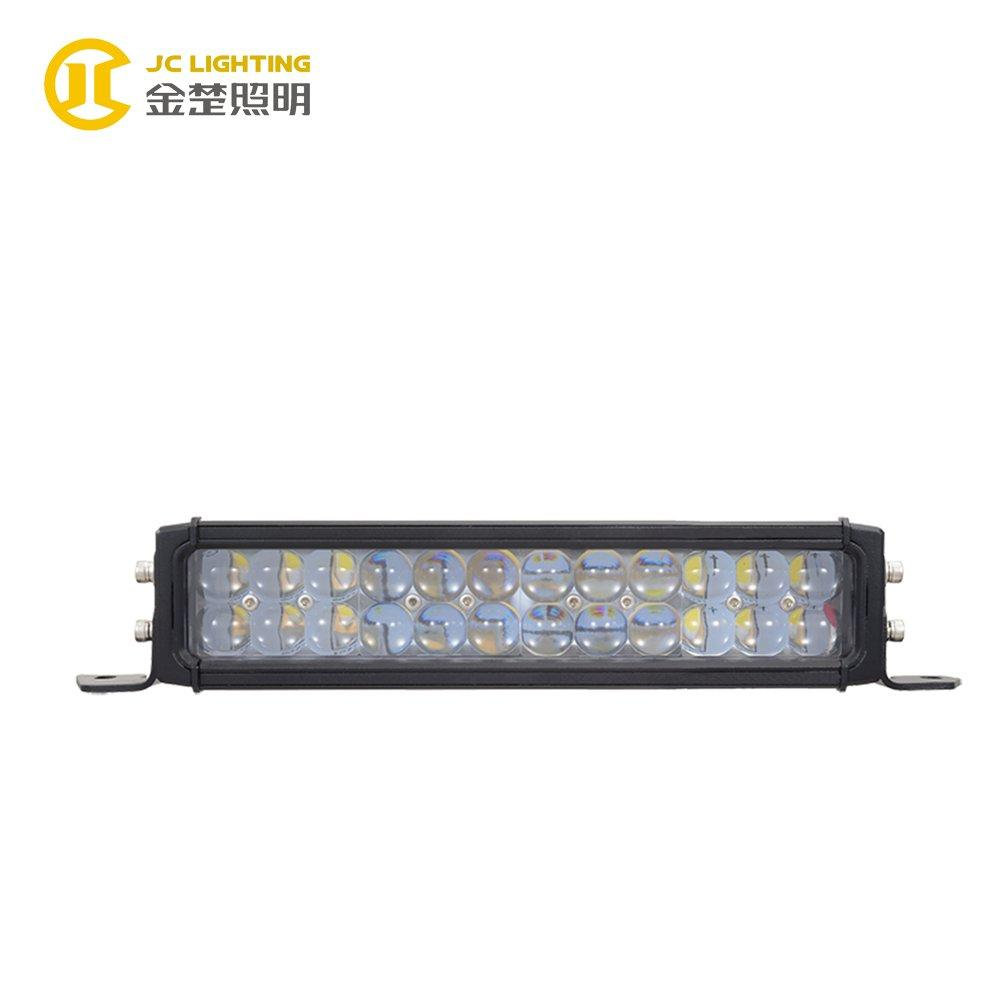 JC03218A-72W Cree 12 Inch 72W LED Light Bar 24 PCS*3W for Train