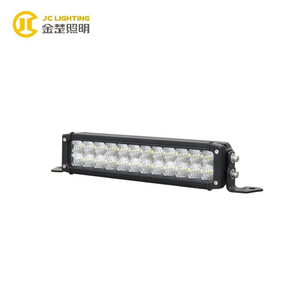 JC03218A-72W Cree 12 Inch 72W LED Light Bar 24 PCS*3W for Train