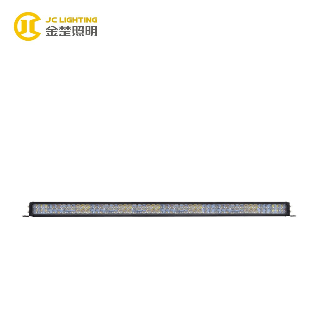 JINCHU JC03218A-324W Wholesale 52inch LED Light Bar Off-road Light Bar for Jeep LED Light Bar image55