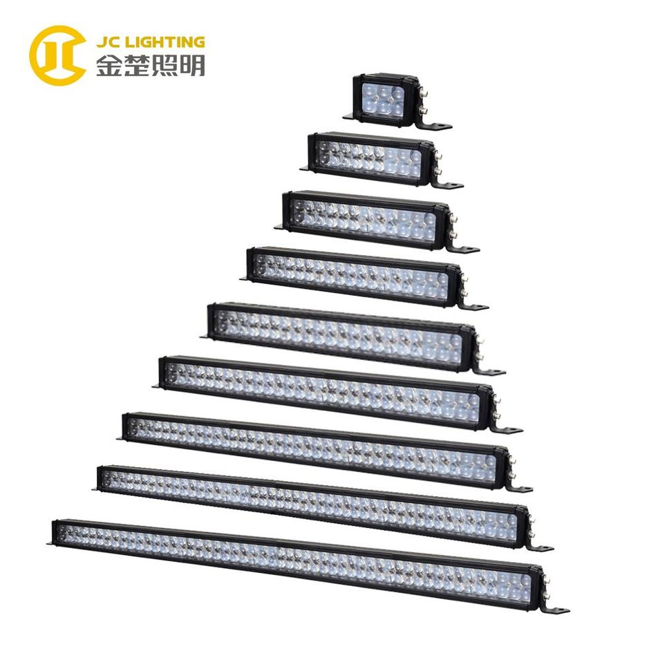 JC03218A-36W 72W 108W 144W 180W 216W 252W 288W 324W Cree LED Light Bar