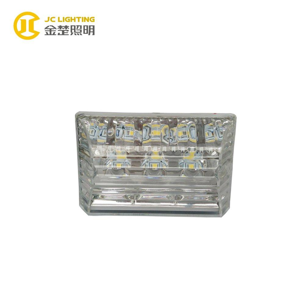 JCSL001L Factory price amber/blue/green/white led signal light 24v led tail light
