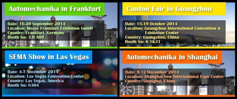 2014 Exhibition Notice