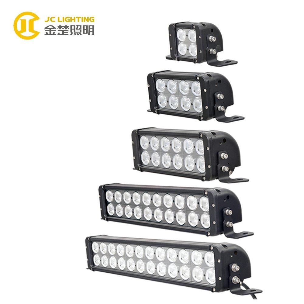 JC10218D-40W 80W 120W 200W 240W Car LED Light Bar