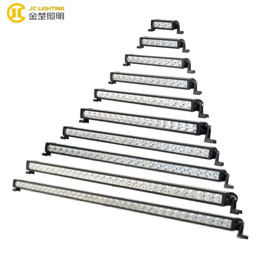JC05118S-15W 30W 45W 60W 75W 90W 105W 120W 150W 180W LED Light Bar 4x4 Offroad