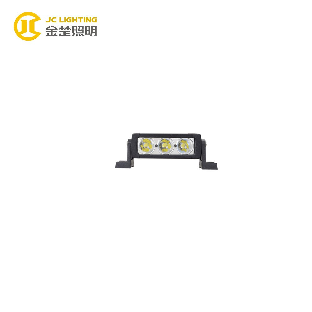 JINCHU JC05118S-15W High Quality 15W 4x4 Tractor LED Light Bar with CE RoHS IP67 Certificate LED Light Bar image43