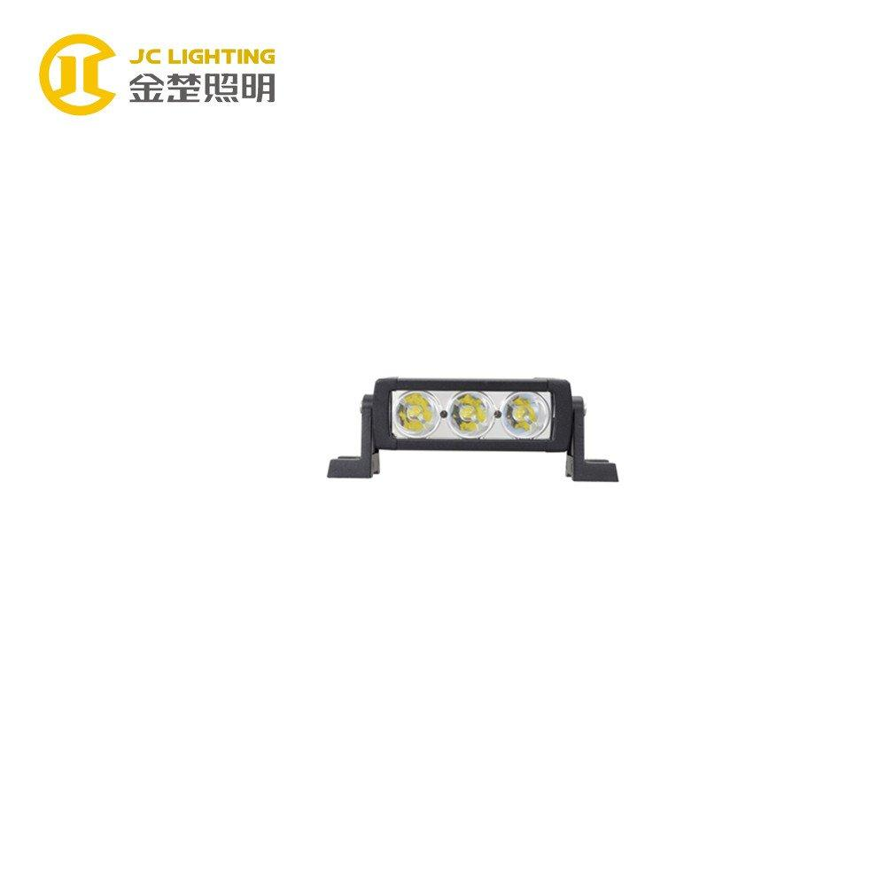 JC05118S-15W High Quality 15W 4x4 Tractor LED Light Bar with CE RoHS IP67 Certificate