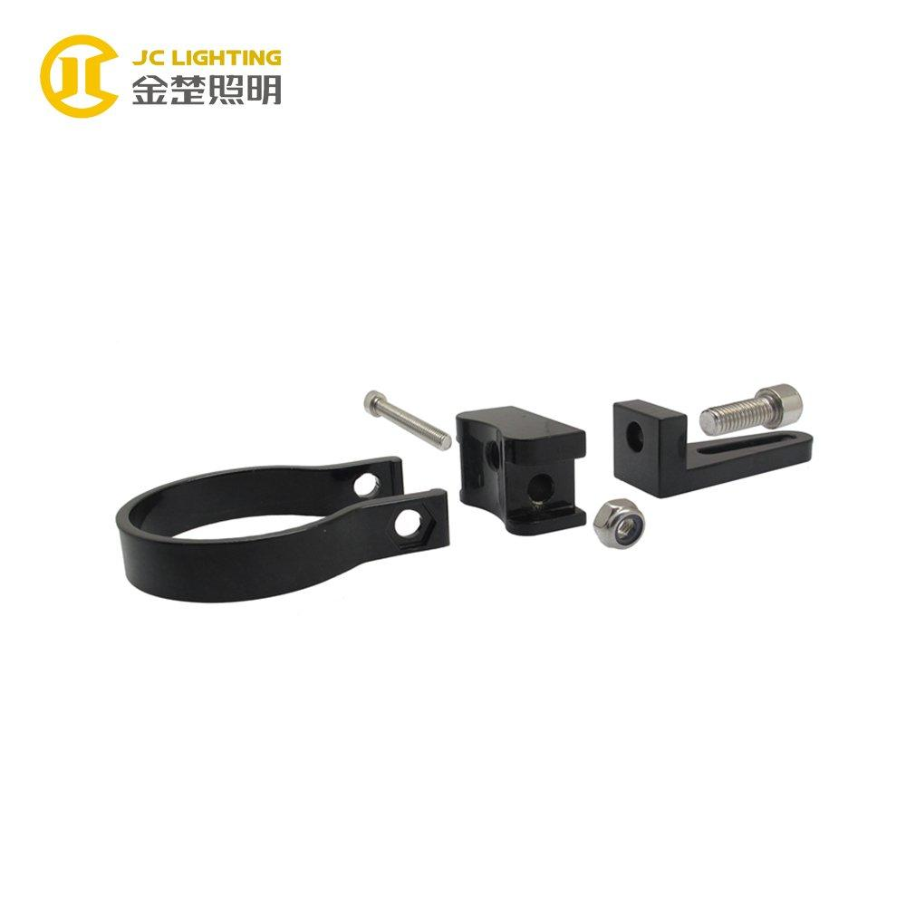JC002 Hot Sale 1.73 Inch Car Accessories Aluminum LED Light Mount Bracket for Jeep