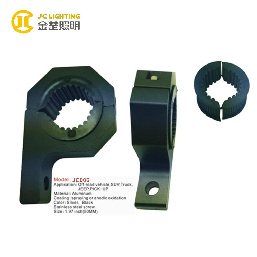 JC006 High Performance LED Light Roof Mount Brackets for Outdoor Lighting