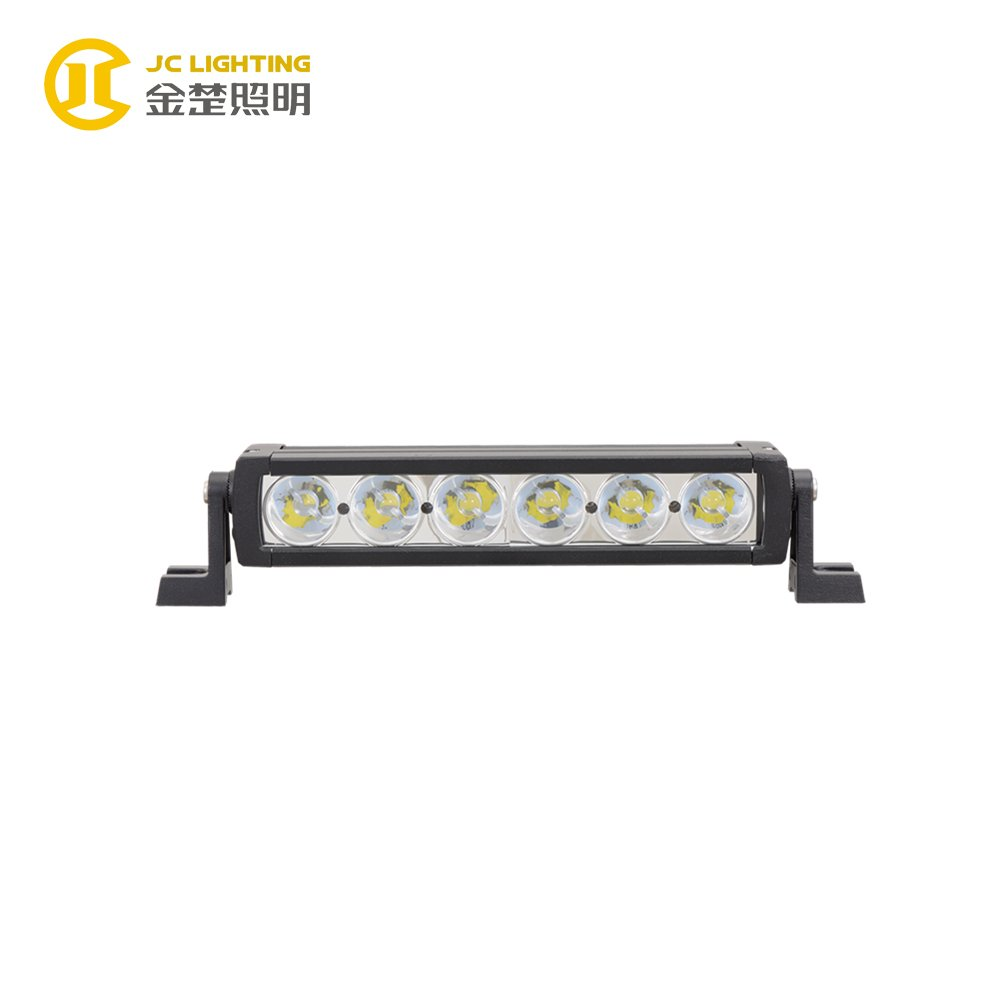 JINCHU JC05118S-30W Wholesale Cree Chip 9inch 30W LED Light Bar for Truck Jeep SUV UTV LED Light Bar image34