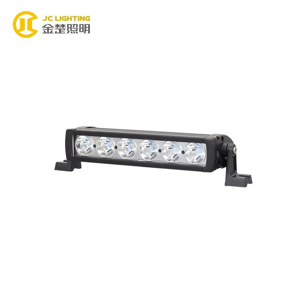 JC05118S-30W Wholesale Cree Chip 9inch 30W LED Light Bar for Truck Jeep SUV UTV