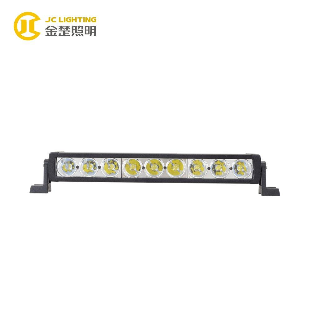 JC05118S-45W Hot Sale 13 Inch  9 PCS*5W Cree LED Light Bar 45W for Forklift