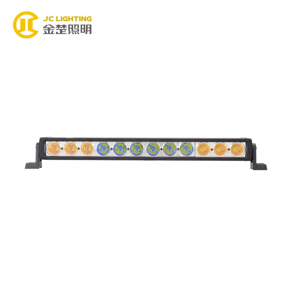 JINCHU JC05118S-60W Super Bright 17 Inch 60W Cree Auto LED Light Bar for SUV UTV ATV LED Light Bar image29