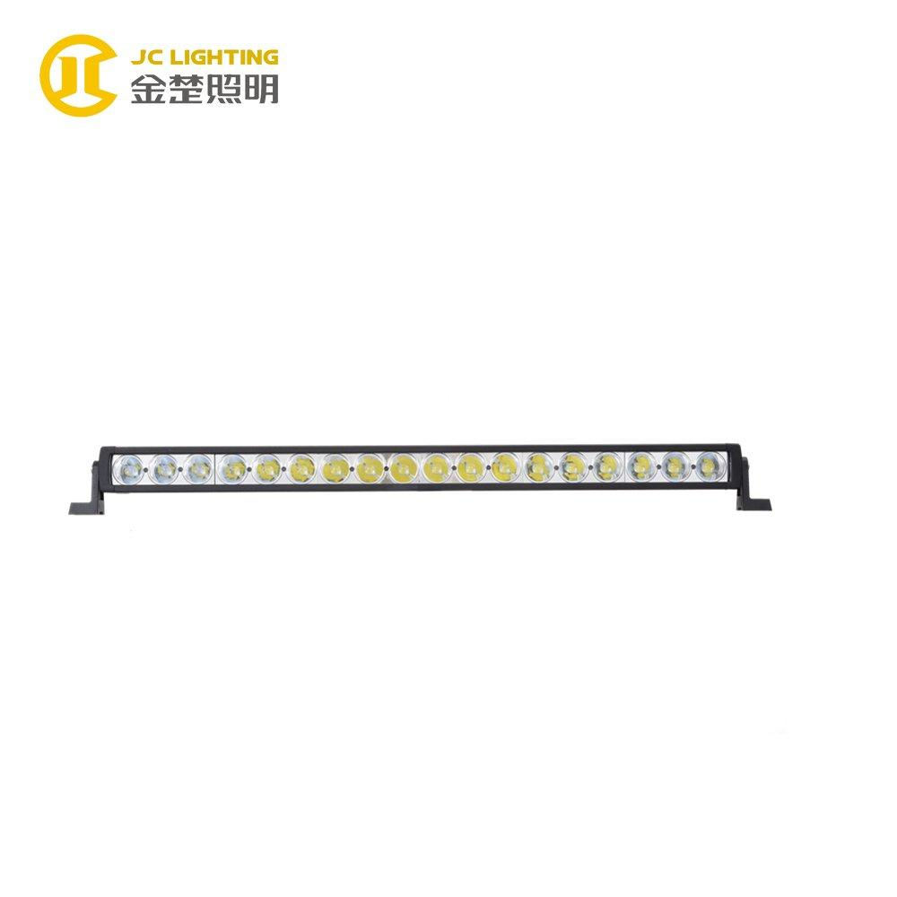 JC05118S-90W Cree Chip 90W 25 Inch LED Light Bar for Crane Forklift Truck