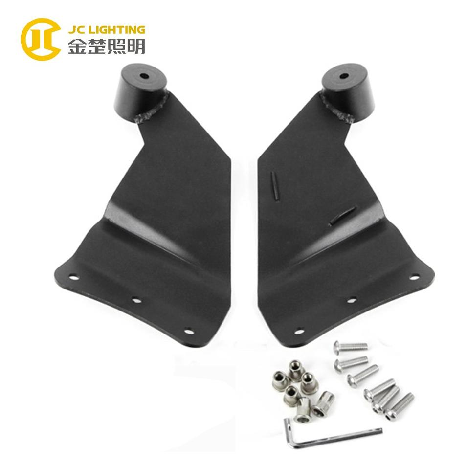 JC204 Wholesale Car Accessories Off Road LED Light Bar Mounting Bracket for Ford Raptor