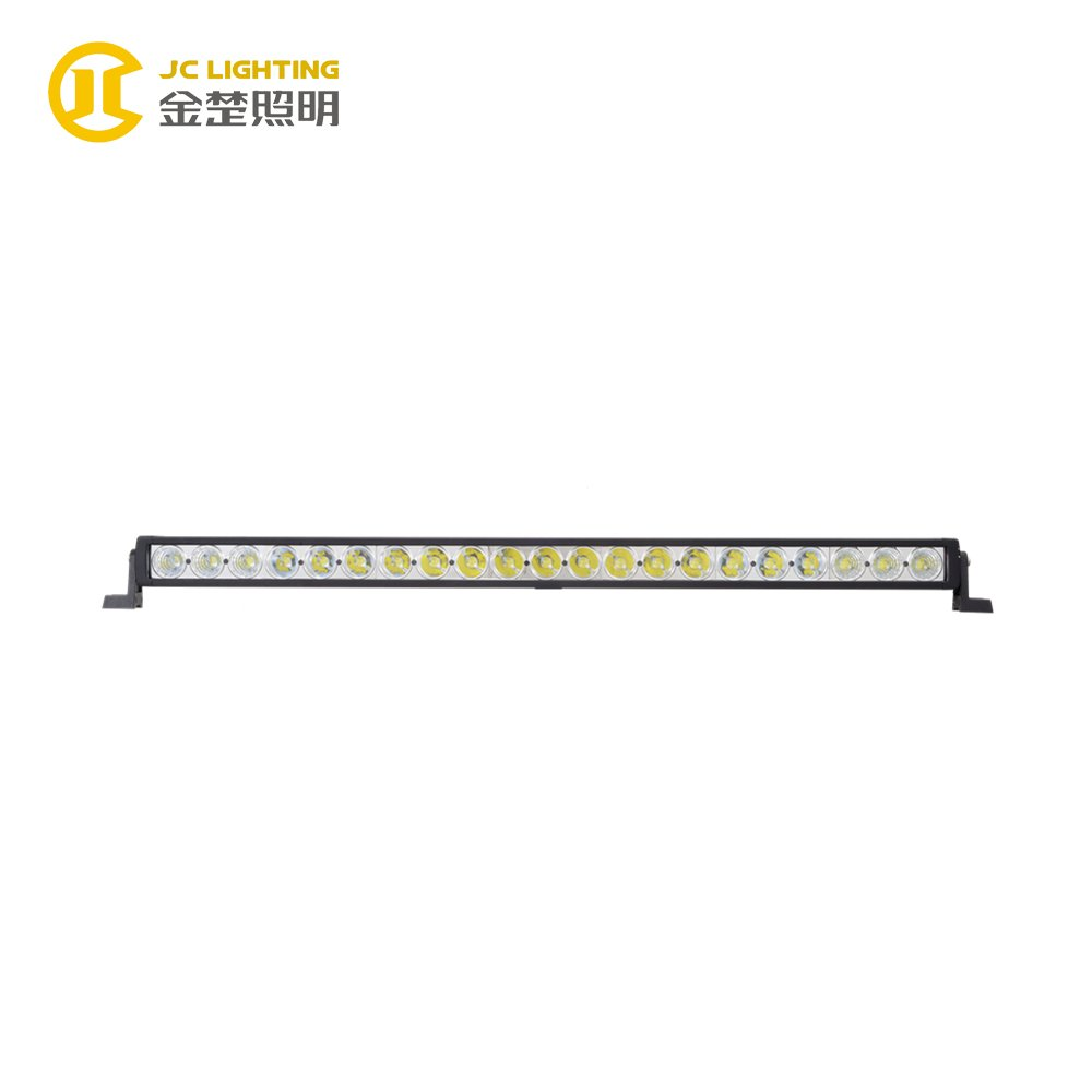 JINCHU JC05118S-105W High Power 105W Light LED Bar for Excavator Road Roller LED Light Bar image21