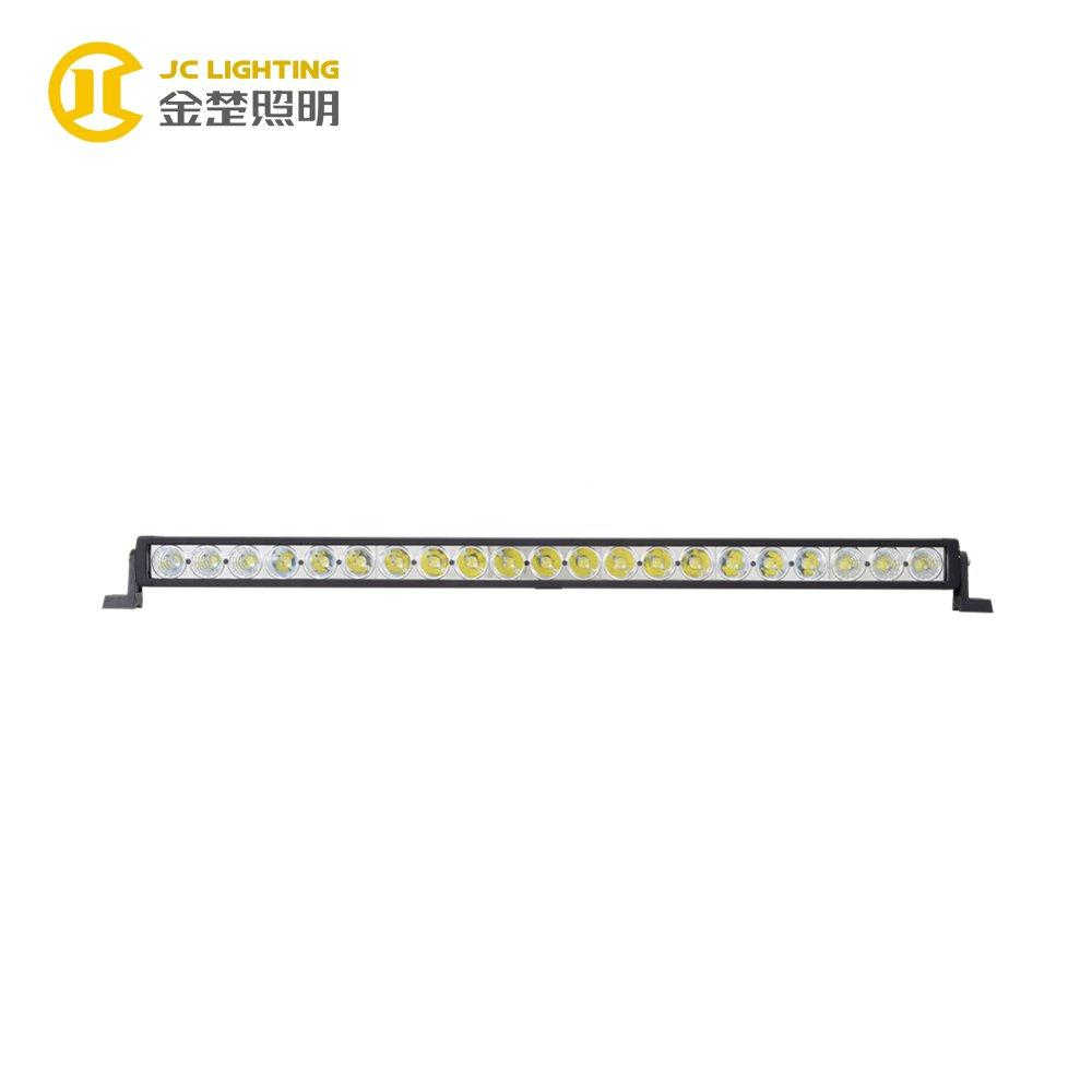 JC05118S-105W High Power 105W Light LED Bar for Excavator Road Roller