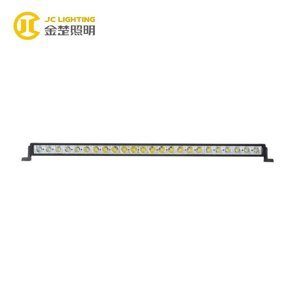JC05118S-120W High Performance 33inch 120W LED Light Bar for Snowmobile