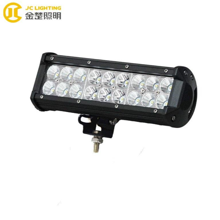 JC03218B-54W  9 Iinch Cree LED Light Bar For Trucks/suv car 4x4, Automobile parts