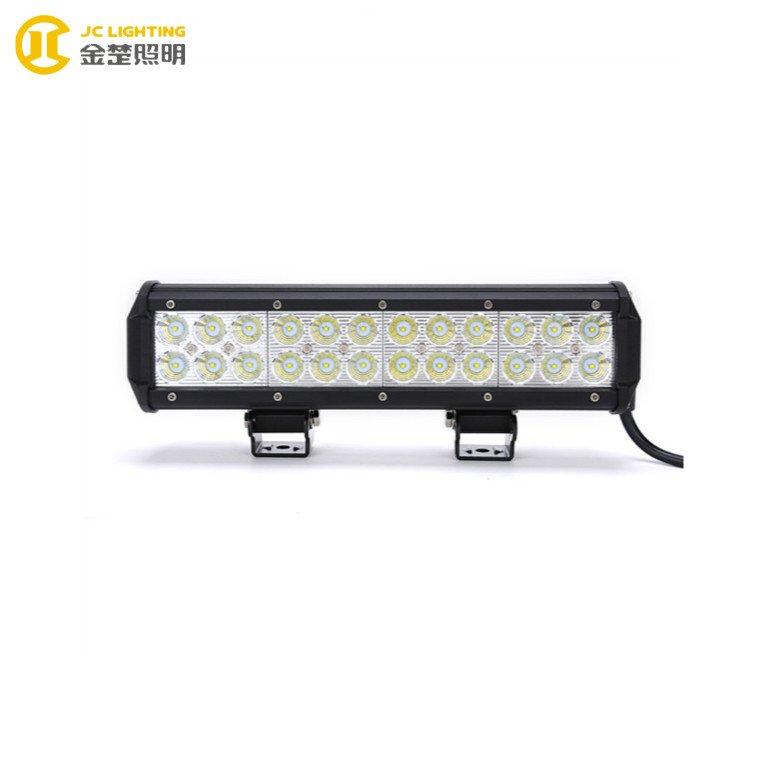 JINCHU JC03218B-72W 12Inch Cree Led Light  Bar 72W  For Offroad Jeep Truck Light Bars LED Light Bar image13