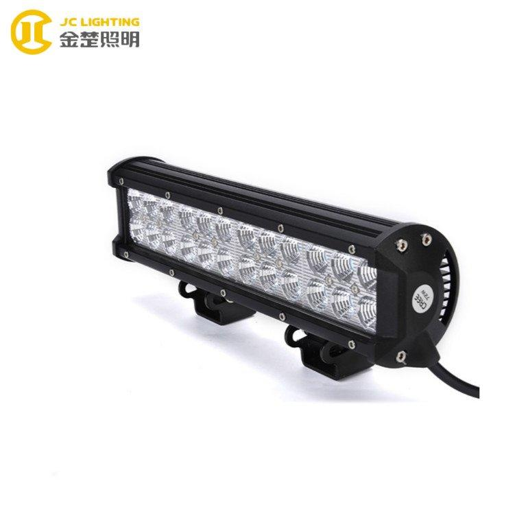 JC03218B-72W 12Inch Cree Led Light  Bar 72W  For Offroad Jeep Truck Light Bars