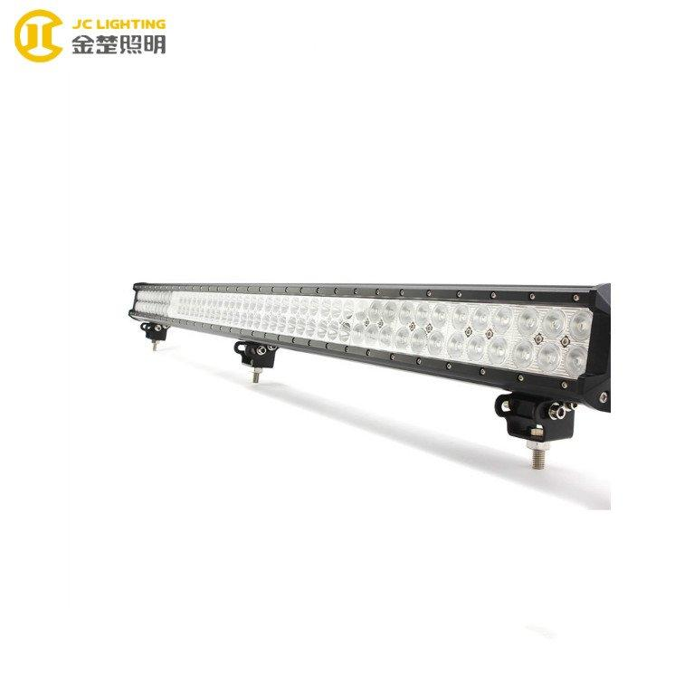 JC03218B-288W  Cree 288W 45 Inch LED Light Bars for ATV Train Ship Boat Offroad Tank Agricultural Vehicle