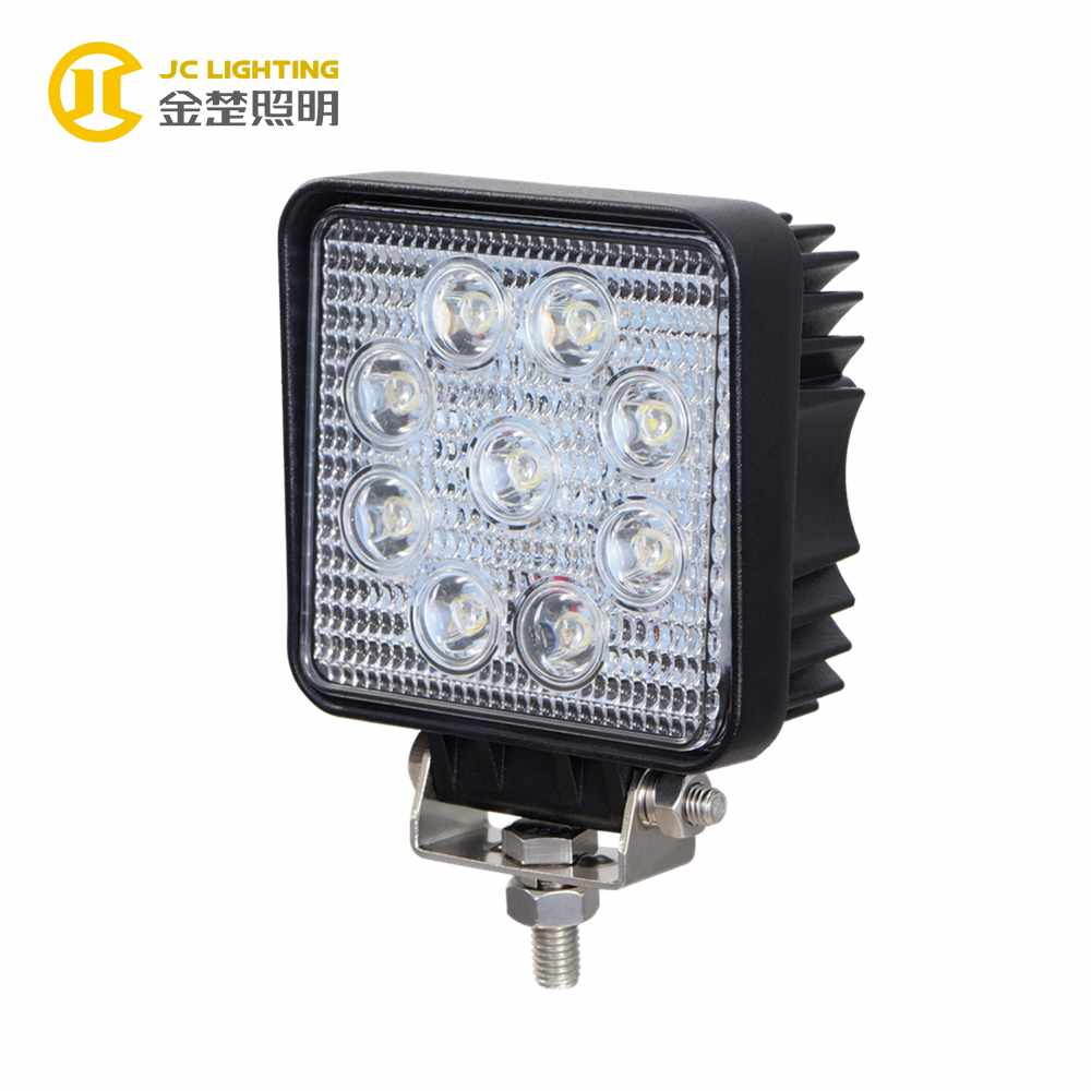 JINCHU JC0307-27W High Quality High Lumen LED Work Light  27W  4Inch With CE ROHS E-MARK Certificates Hot Products image5