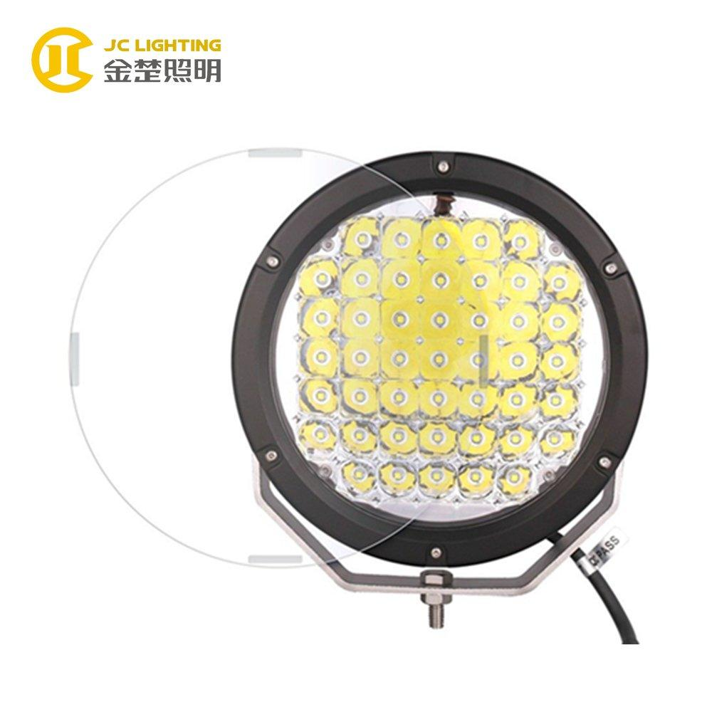 JC0545-225W Super Bright High Lumens Cree LED Chip 9 inches 12V 225W LED Driving Work Light