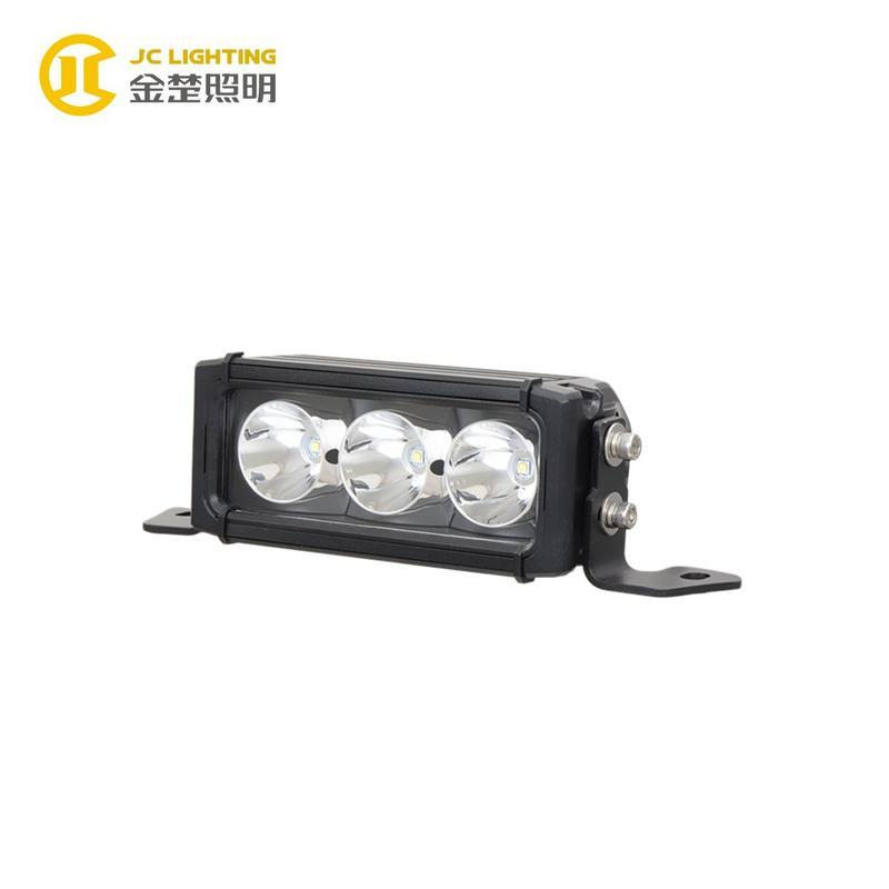 JC10118B-30W LED Work Light Bar Offroad 4X4 30W LED Light Bar