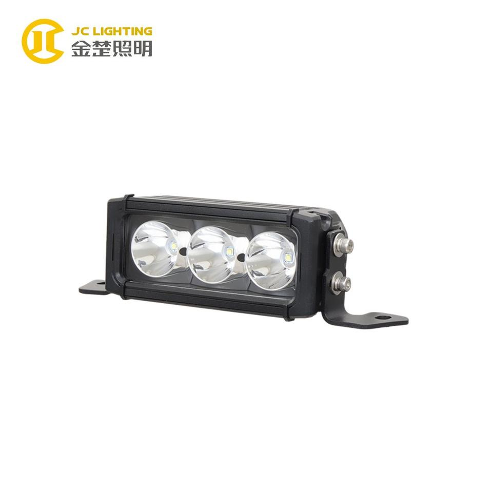 JC10118B-30W LED Work Light Bar Offroad 4X4 30W LED Light Bar