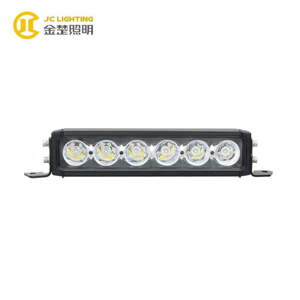 JC10118B-60W Cree LED Light Bar Affordable Cree LED Light Bar for Truck Jeep or ATV