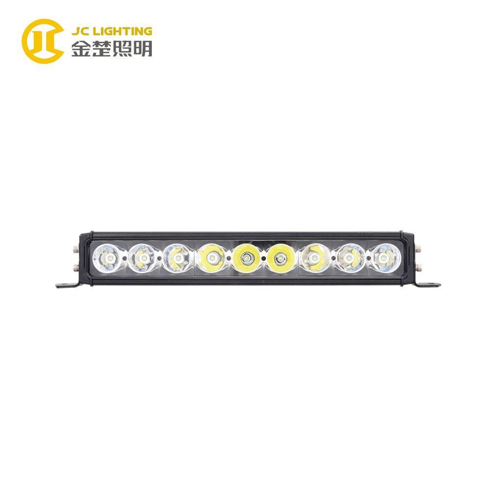 JC10118B-90W Hot Sale 17 Inch Cree LED Light Bars With Big Refector
