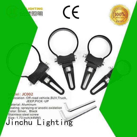 steel lighting JINCHU jeep light bar brackets