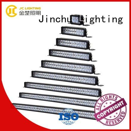 work 144w JINCHU jeep led light bar