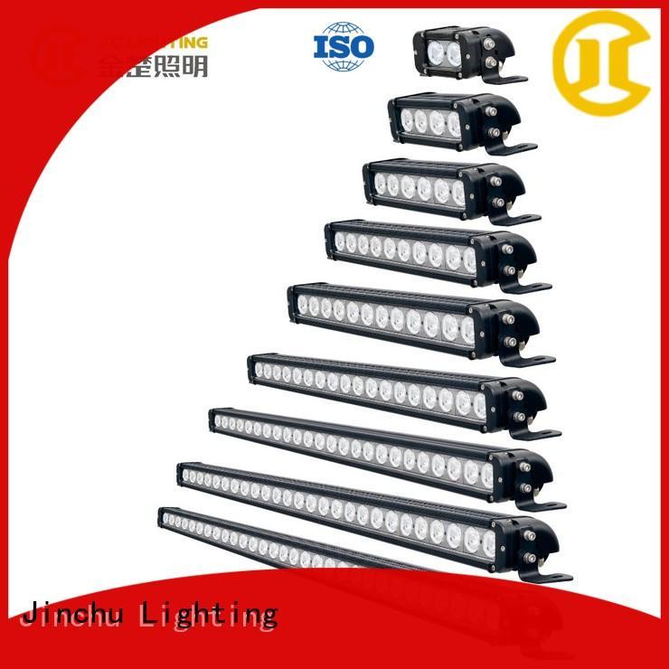 JINCHU Brand equipment fire 25 jeep led light bar