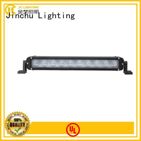 JINCHU Brand lm glass custom jeep led light bar
