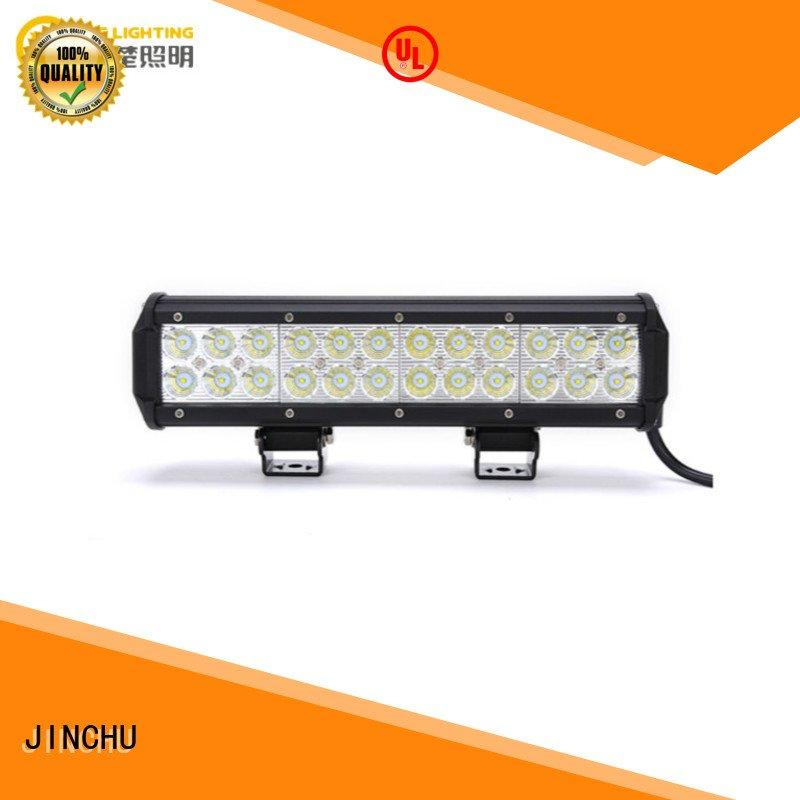 OEM jeep led light bar special heavy 54w led bar