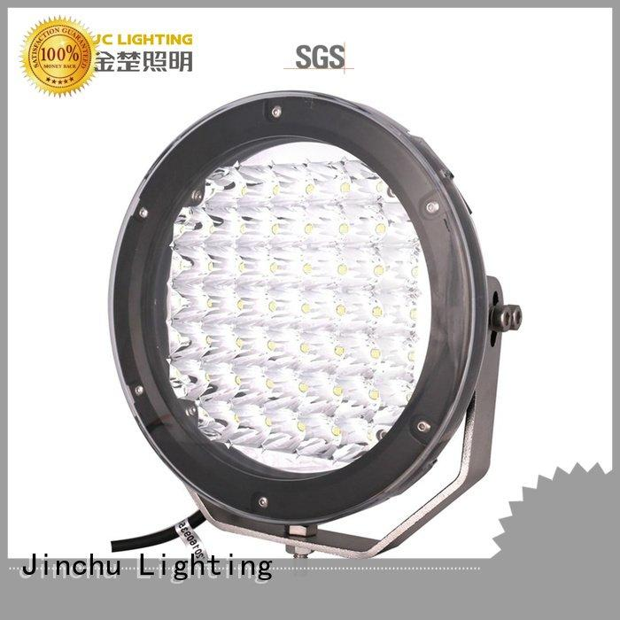 OEM led driving lights Raw Lumens Material 4 inch round led driving lights