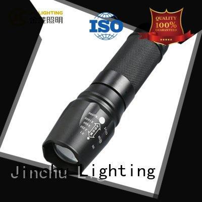brightest tactical led flashlight hunting brightest led flashlight JINCHU