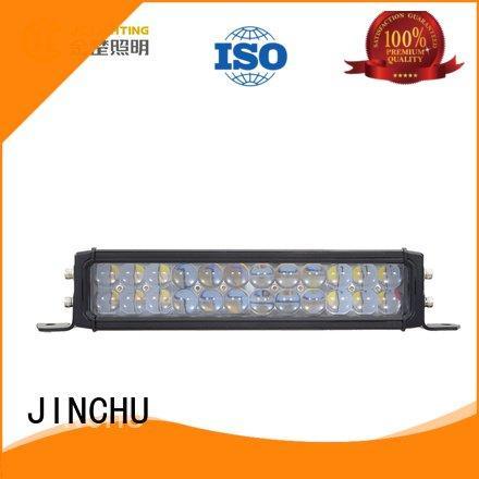 Certificates LED JINCHU jeep led light bar