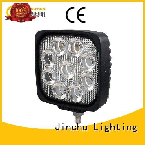 JINCHU cree led work light bridgelux marine 4wd