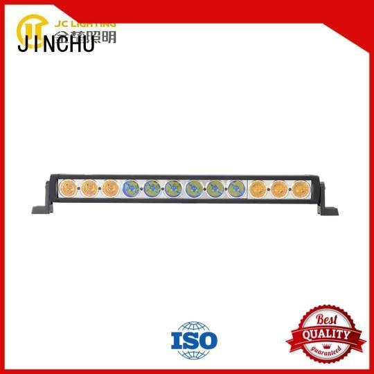 JINCHU Brand truckssuv power 17inches jeep led light bar 335inch