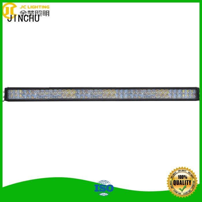 jeep led light bar 288w sell OEM led bar JINCHU