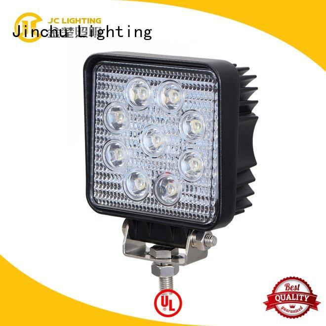 Quality cree led work light JINCHU Brand round work lights