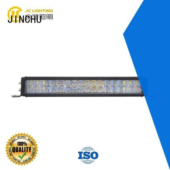 jeep led light bar LifeTime Warranty Certificates Model JINCHU