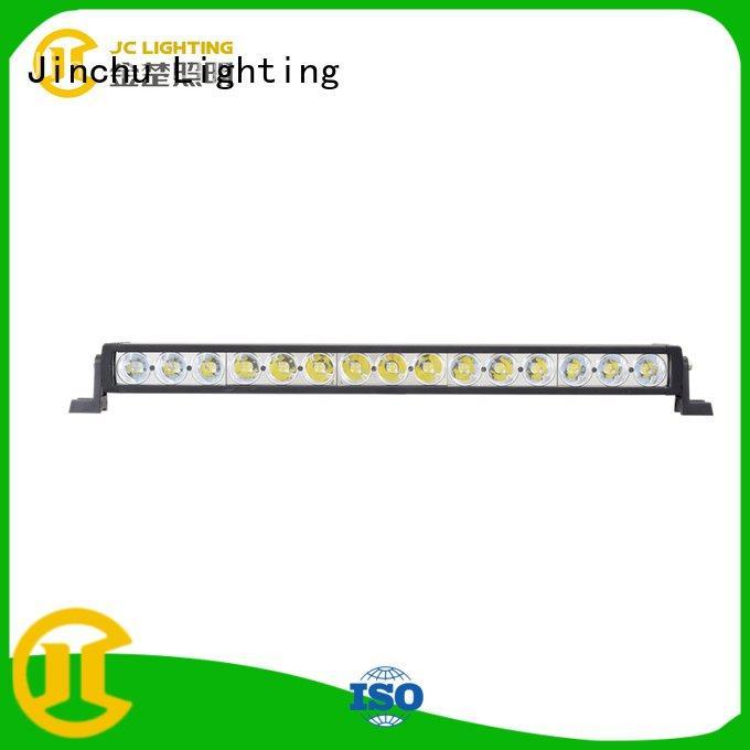 jeep led light bar reflector led bar JINCHU