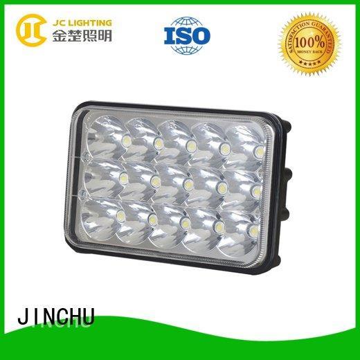 4 inch round led driving lights WorkingEnvironment LifeTime RawLumens JINCHU