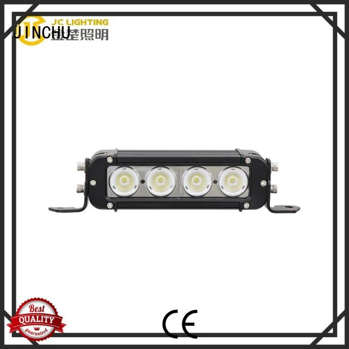 jeep led light bar 80w quality Warranty JINCHU