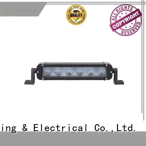 JC10118A-60W 11 Inch Waterproof Cree Projector LED Light Bar for Jeep Wrangler