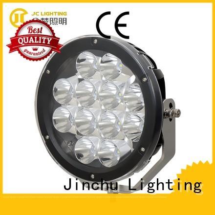round atv spot JINCHU Brand led driving lights supplier