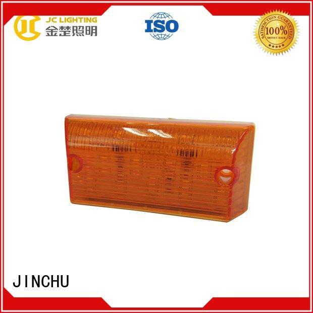 amber turn JINCHU led turn signal lights for trucks